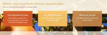 Neue offizielle homepage von Mirtos